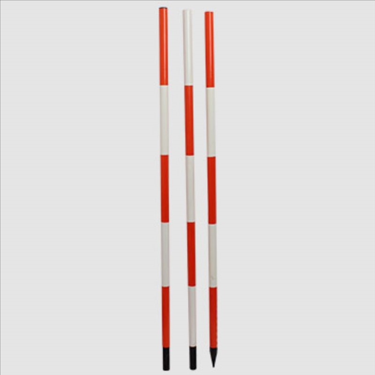 Ranging rods (6 no)