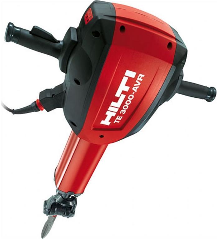 Hilti TE 3000 - Electric Breaker