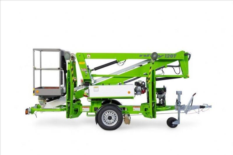 Nifty Lift  (120T) Trailer Hoist - 12m