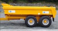Tandem axle - 12 tonne